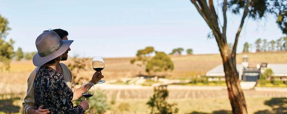 Jacobs Creek Winery – Luxury in South Australia