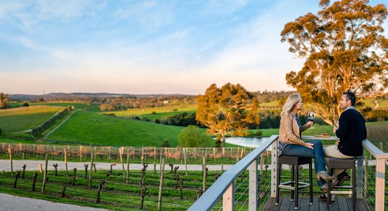 Winery Tour- Adelaide - Barossa Valley