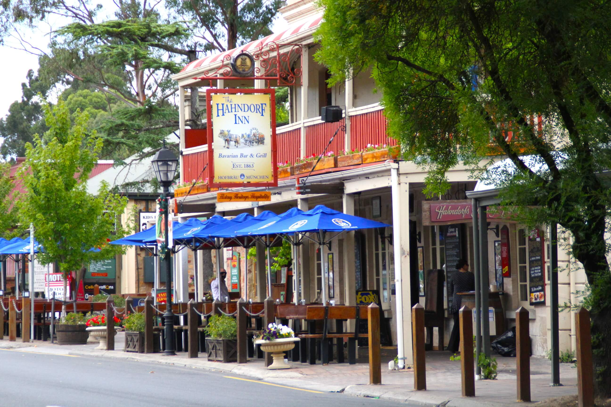 What to see and do in Hahndorf