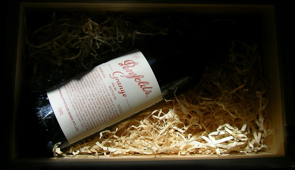 Penfolds Grange – the Barossa Valley's most expensive wine